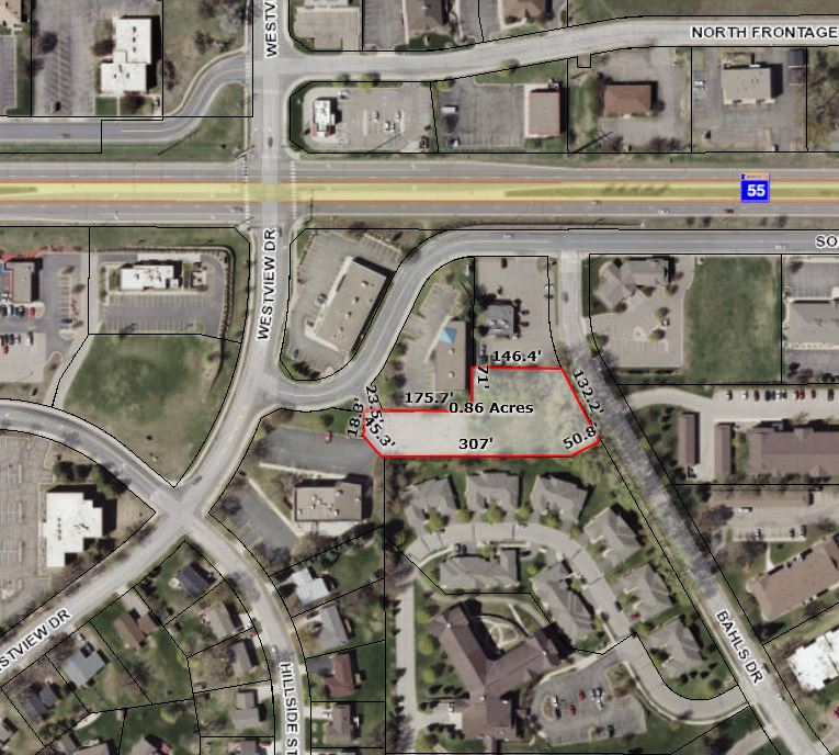 13xx South Frontage Rd - Lawrence