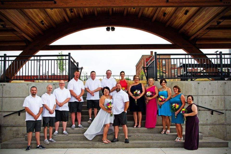 Rotary Pavilion Wedding