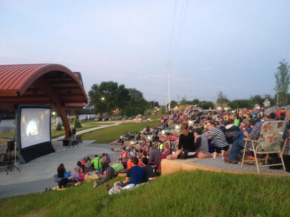Movie in the Park, Inside Out