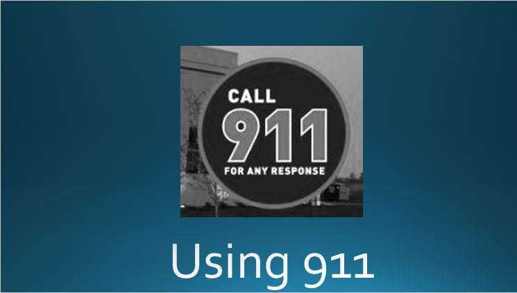 911 for all Dakota County calls