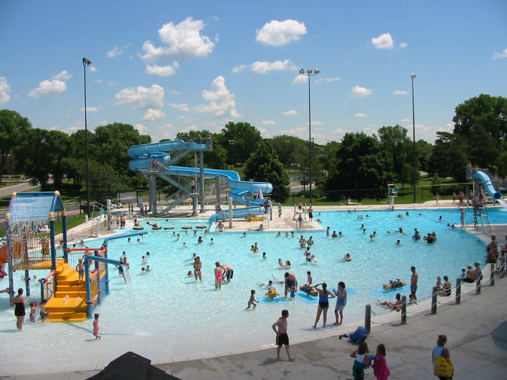 Hastings Family Aquatic Center