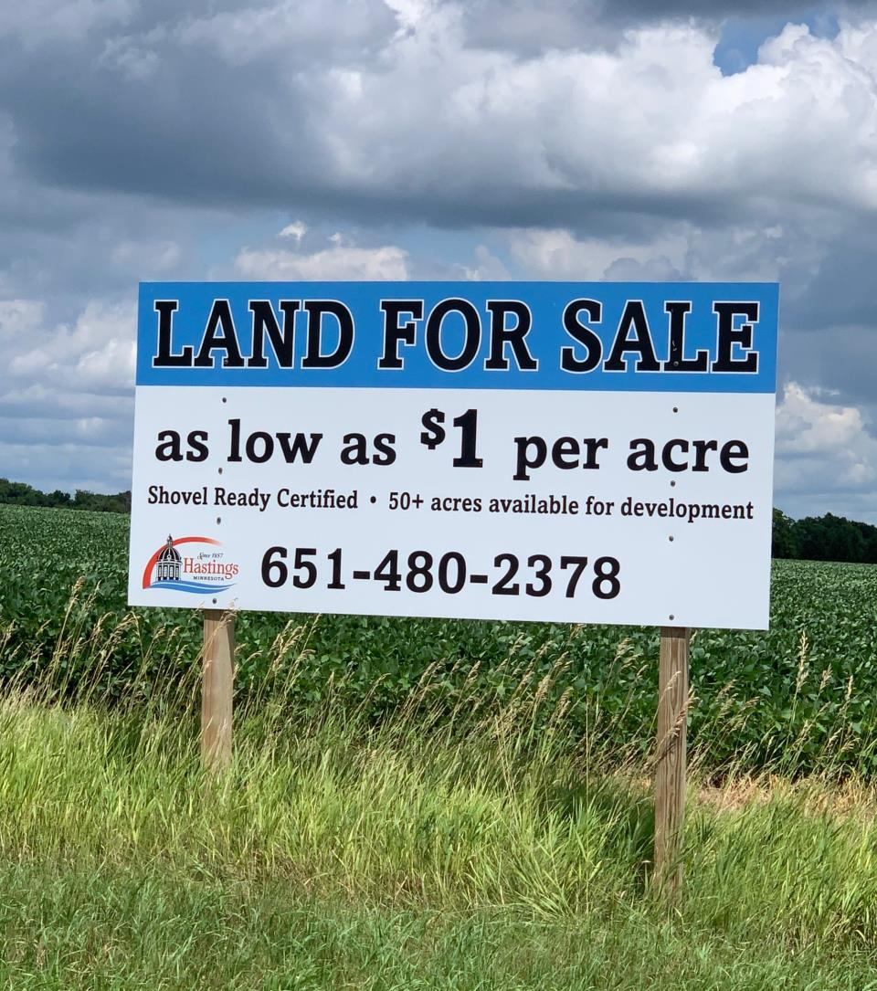 Land for a Dollar